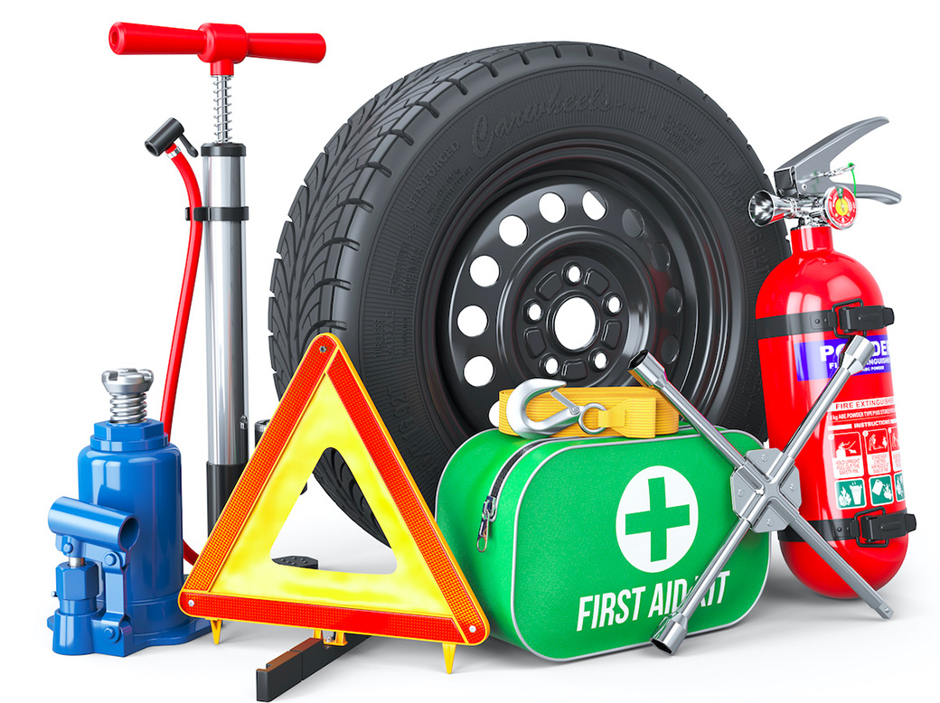 6 Important Items To Include In Your Vehicle Emergency Kit