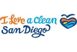We Love Clean San Diego Logo